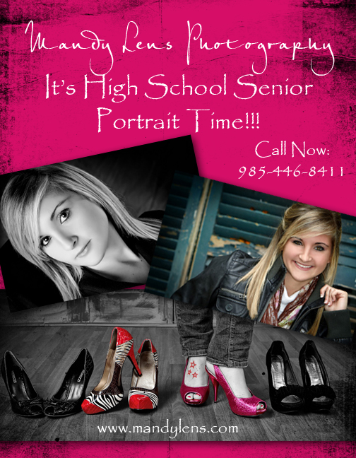 Senior Portrait Time!